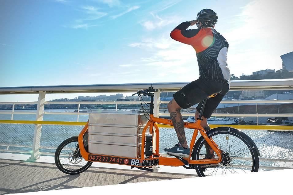 bbec35bc2f1aea Becycle transportez autrement - coursier vélo Lyon